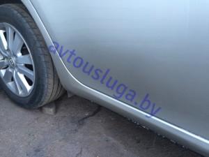 Полировка авто в Минске
